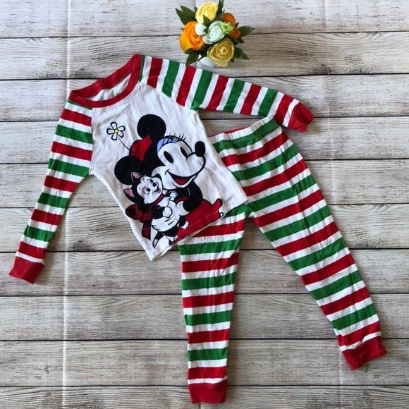 dd0551a9e Disney Pajamas | Minnie Mouse Christmas Pjs | Poshmark